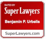 Attorney Benjamin P. Urbelis Super lawyers