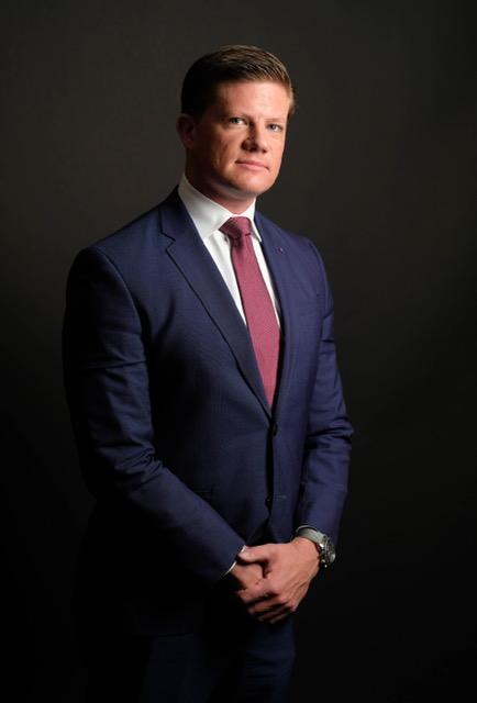 Attorney Benjamin Urbelis